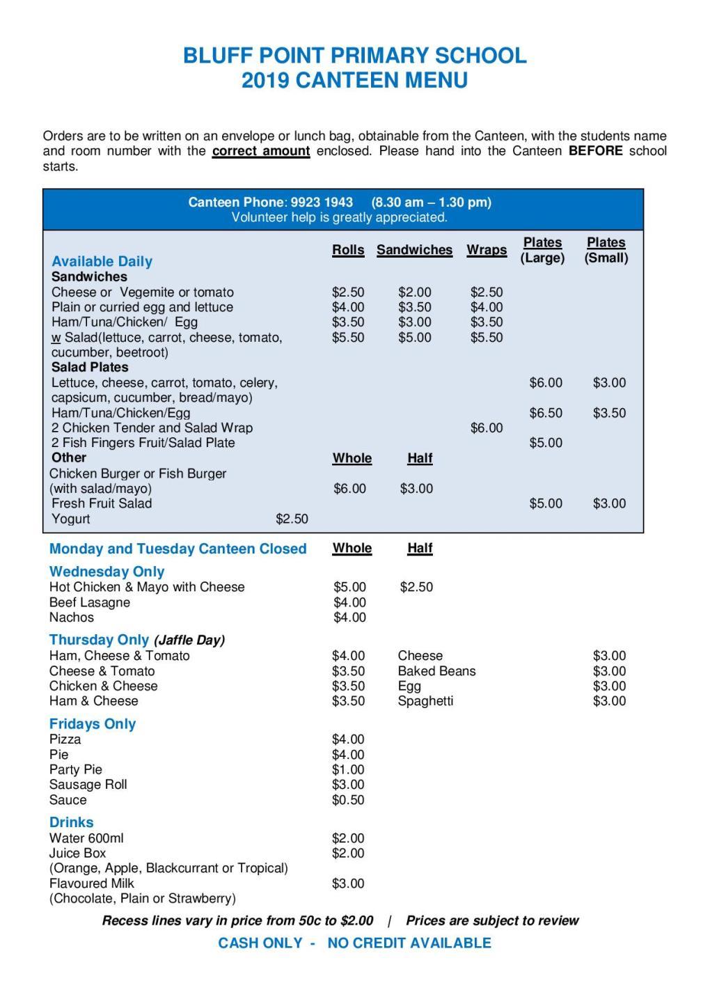 2019 Term 2 Canteen menu PDF-page-001